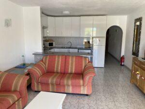 14B1 Living Room - Kitchen