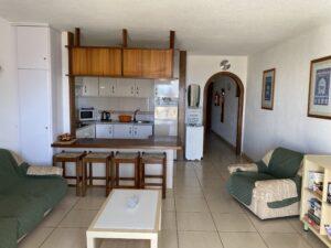 2B2 Living Room - Kitchen