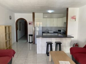 5B1 Living Room - Kitchen