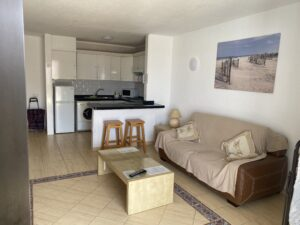 7B2 Living Room - Kitchen